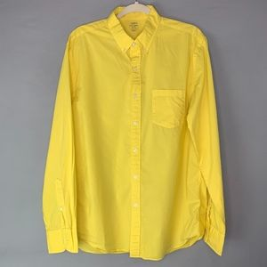 J. Crew Light Weight Cotten Button Down Shirt